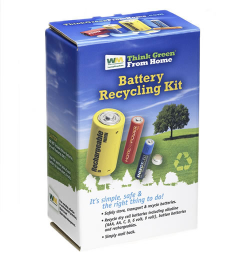 Battery Recycling Kit